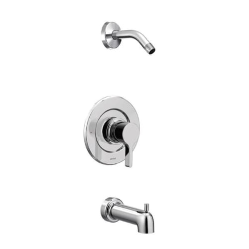 Moen T2663NH Vichy Shower Trim Package and Posi-Temp Pressure-Balancing Valve Technology - Less Shower Head and Valve