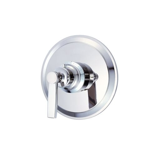 Danze D562061T Thermostatic Valve Trim with Lever Handle From the Wynstone Collection (Less Valve)