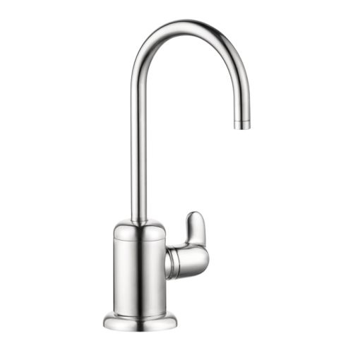 Hansgrohe 4300 Allegro E Cold Only Beverage Faucet - Less Water Filtration System - Includes Lifetime Warranty