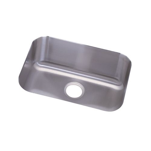 Elkay DXUH2115 Dayton 23' Single Basin Undermount Stainless Steel Kitchen Sink